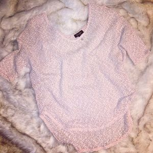 Gorgeous! Soft Boucle Sweater Top